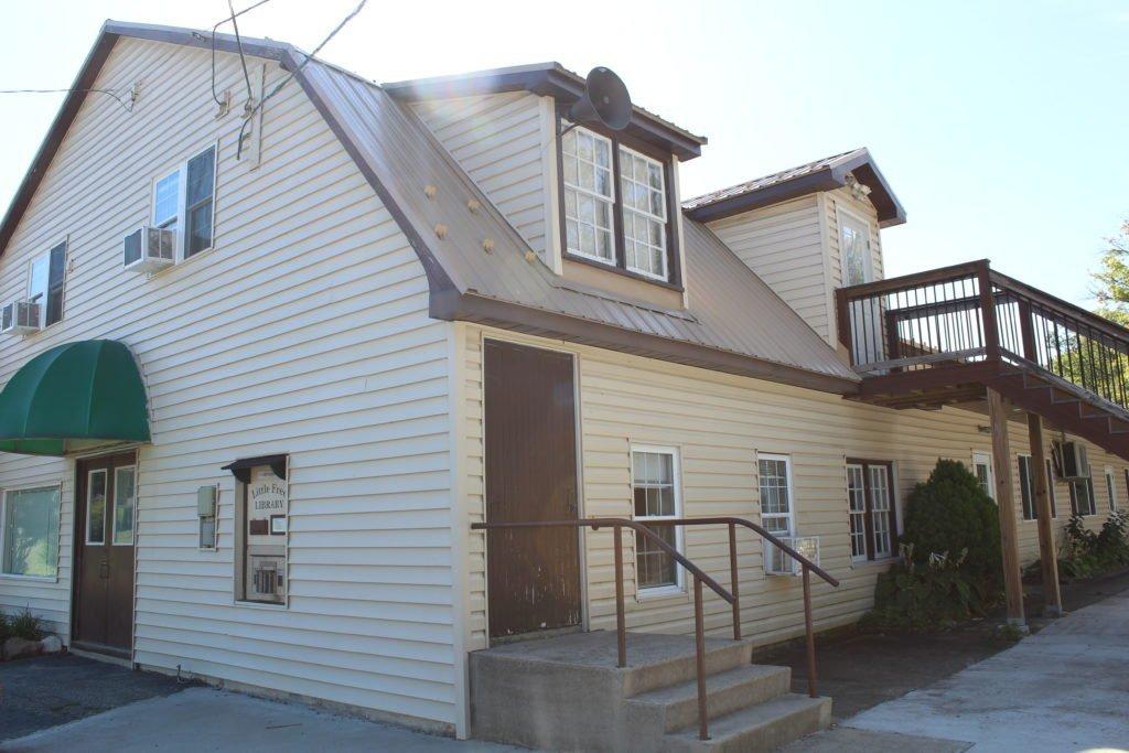 Kingdom Fellowship family dorm B lodging at Roxbury Holiness Camp