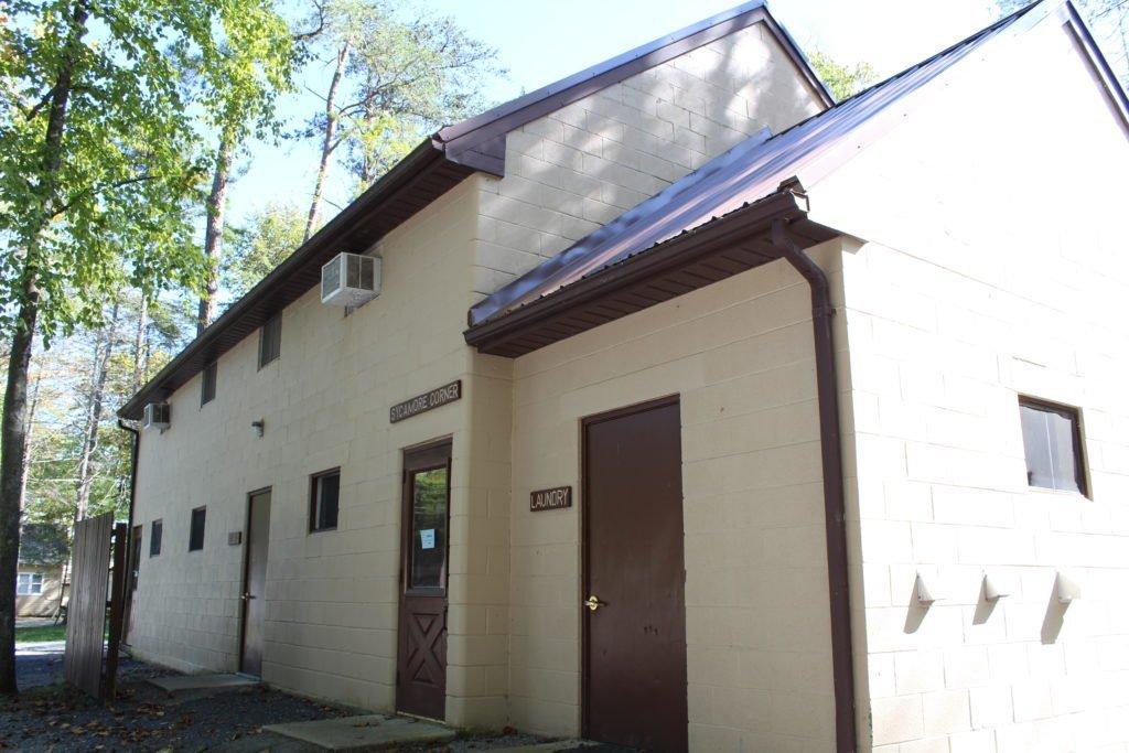 Kingdom Fellowship family dorm I lodging at Roxbury Holiness Camp